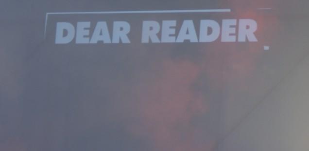 Interview - Dear Reader