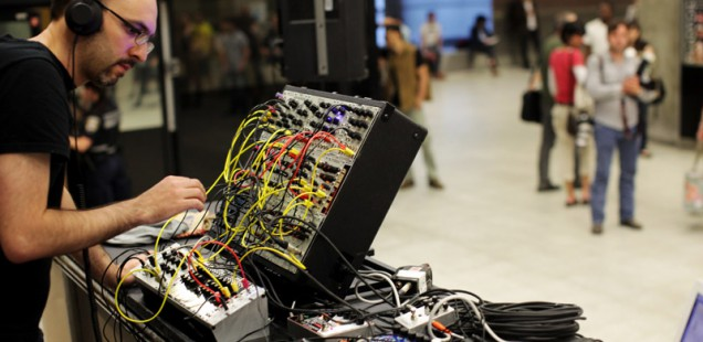 Interview - Mateo Murphy (MUTEK 2011)