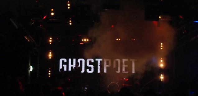 Interview - Ghostpoet